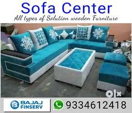Ywe291 new L sofa set