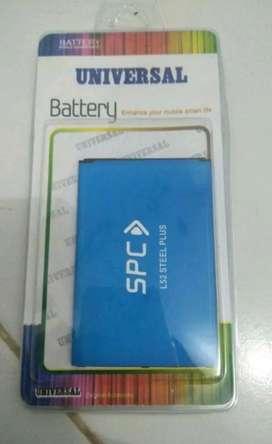 Batre baterai SPC L52 steel plus
