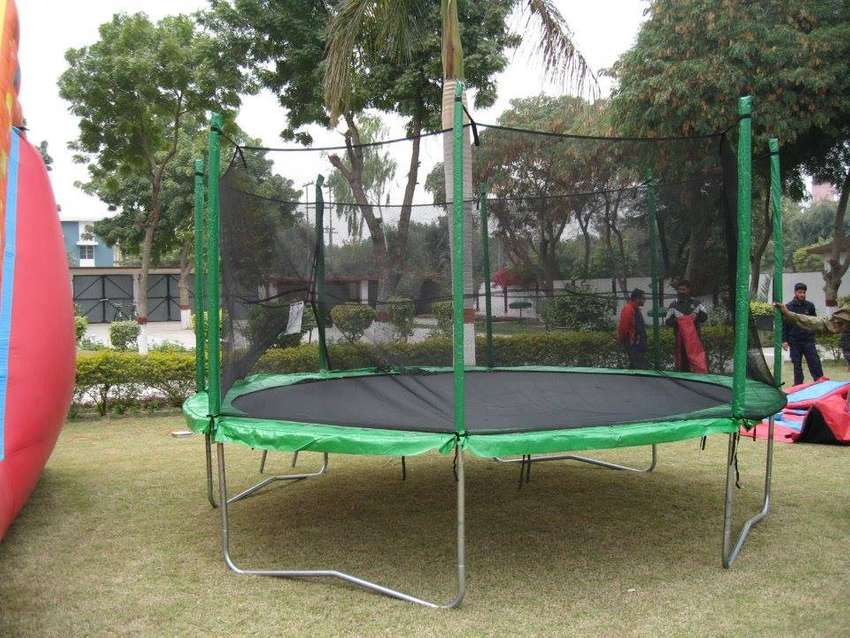 New commercial grade Trampoline  are available 0