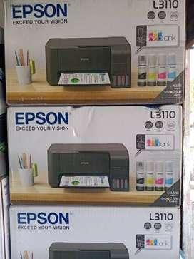 Epson L3110 ( Ada Scan )