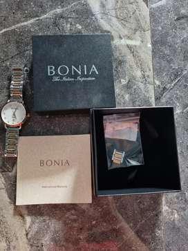 Jam tangan bonia asli (second)