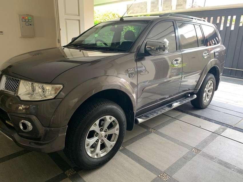 Pajero Sport Dakar Limited Masih Bagus!