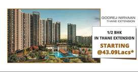 Godrej Nirvaan 2 bhk flats - Property in Kalyan
