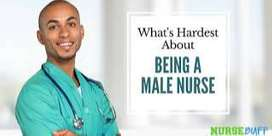 Immediately need Male nurse