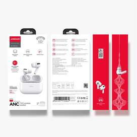 New Upgraded Joyroom T03S Pro  bluetooth Earbuds With ANC  360mAh