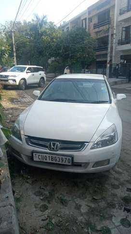 Honda Accord 2.4 Manual, 2007, Petrol