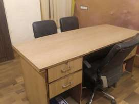 House Available on rent for office or clinic semi furnished