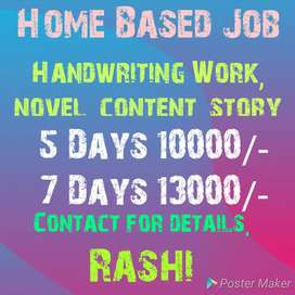 Earn from home, make money