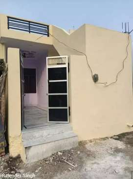 House for sale at lakked ghat 50 gaz mob. No ..7017=218450