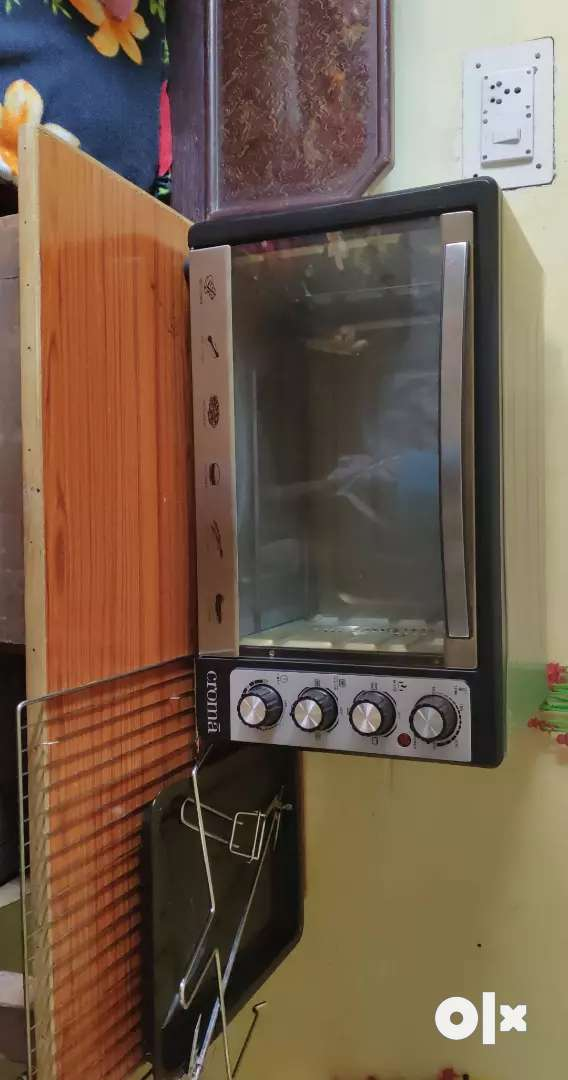 Croma   OVEN TOASTER GRILLER 48L 0