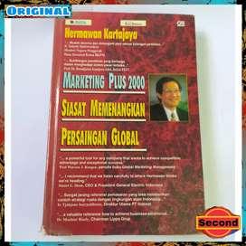 Buku Bisnis Original Hardcover By Hermawan Kartajaya (Tahun 1996)