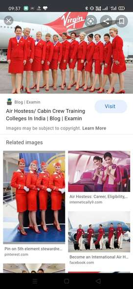 Become Airhostess