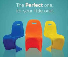 Ghosia Store PVC Chairs for Adults & Kids