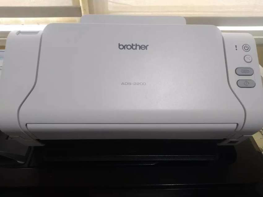 Scanner BROTHER ADS-2200 0