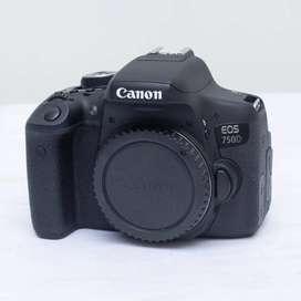 Canon EOS 750D Body WIFI Fullset Bonus