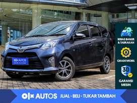 [OLXAutos] Toyota Calya 1.2 G A/T 2018 Abu - Abu