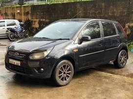 Ford Figo black