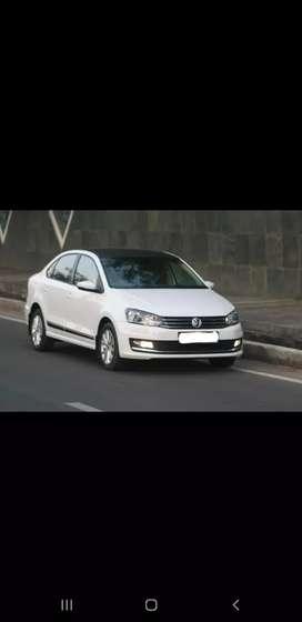 Volkswagen Vento TSI Petrol Automatic