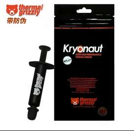Thermalpast Thermal grizzly Kryonaut for Cpu and graphic card