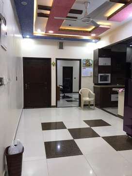Portion for sale 4 Rooms in Nazimabad no 1