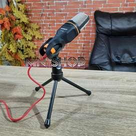 MN Microphone Mic condeser taffware sf-666