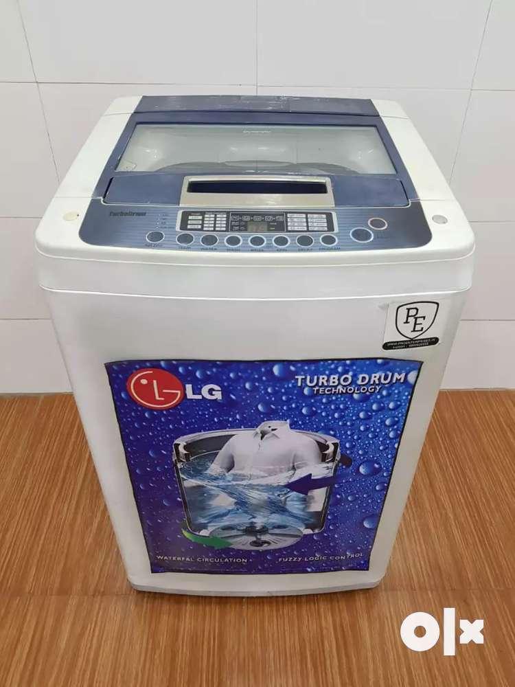 Lg turbo drum 6.2 kg fully automatic washing machine