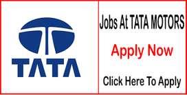 Open vacancy in TATA MOTORS in pan India location interview