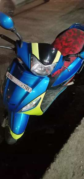 Want to sale my scooty