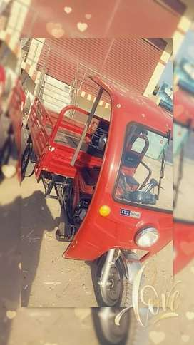 Road prince loader Rikshaw