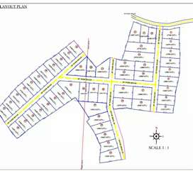 plots available pendra road only 3lac