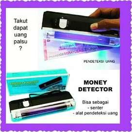 Money detector/ pendeteksi uang palsu
