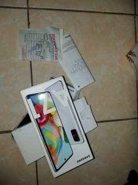 Samsung A71 FULLSET