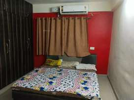 2 bhk fully furnished flat on rent at pipliyahna for company guest