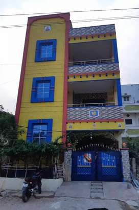 G+2 Independent House For SALE at Maccha Bollaram.
