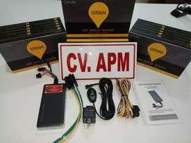 GPS TRACKER gt06n pelacak canggih motor/mobil, free server
