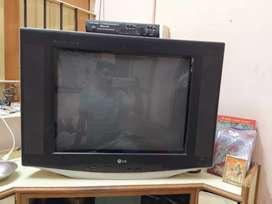 LG tv 21'ench display