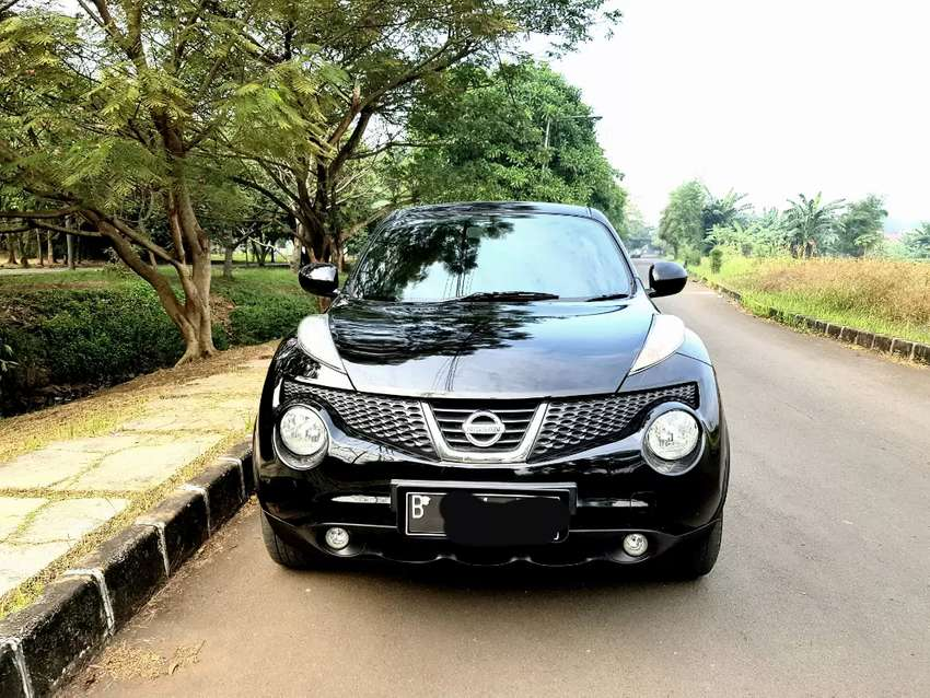 Nissan juke rx 2012 0
