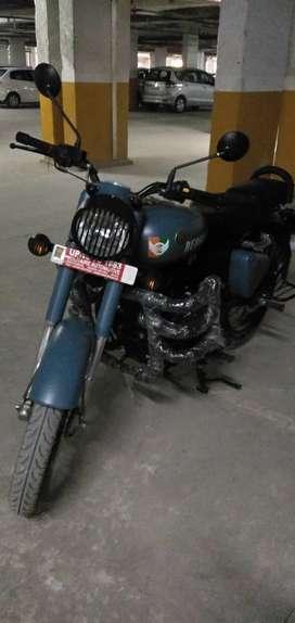 Classic 350 ABS - SIGNALS AIRBORNE BLUE