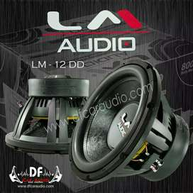 Subwoofer LM 12 DD [ DF Car Audio]