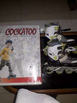Rarely used Skates For Sale in Raipur