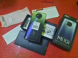 Mi 10i5g, 3.5 month use