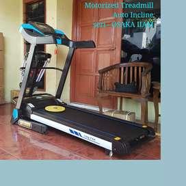 treadmill elektrik ireborn osaka M-789 electric tredmil