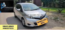 TOYOTA VITZ F1.0 2014 NEW AND USED CAR FINANCING
