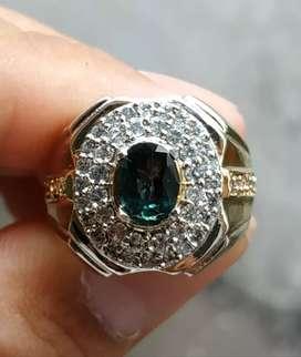 Natural Greenish Blue Sapphire Thailand