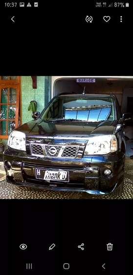 Dijual nissan X-trail limited edition nismo 2007 manual 2000cc