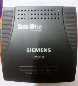 Siemens C2110 ADSL Modem