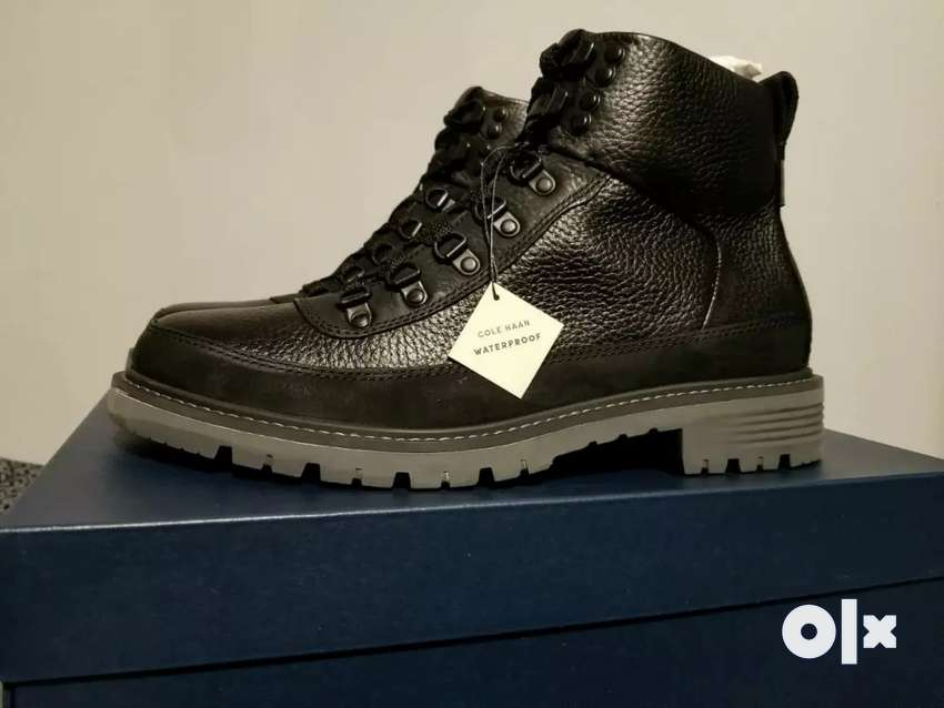 Men's branded original Leather shoe/boots/penny loafers/sneakers