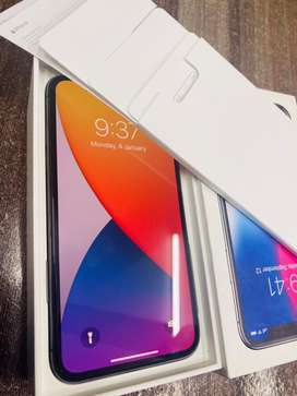 Iphone X 64gb Complete Box PTA approved