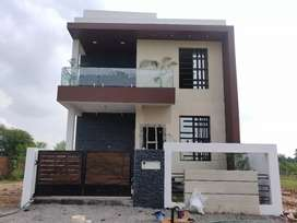 3bhk , Furnished duplex  Banglow with interior's .