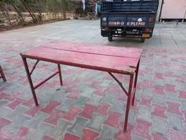 Wooden Table for Decoration budiness